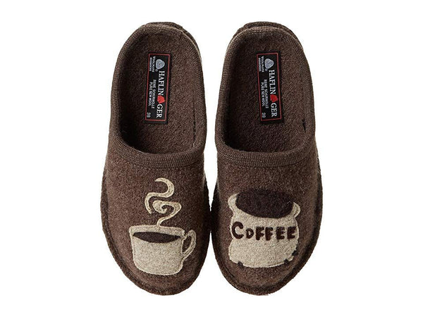 *FINAL SALE* HAFLINGER  COFFEE EARTH - COFFEE