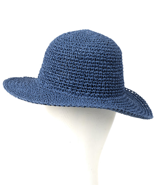 *SALE* ECHODESIGN GROUP PACKABLE HAT COASTAL BLUE - ET0074425