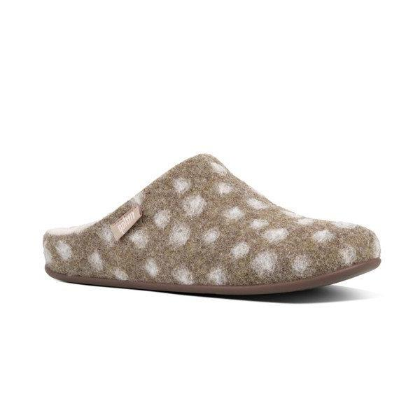 FIT FLOP CHRISSIE DOTS TAUPE - N23076