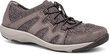 DANSKO HOLLAND CHARCOAL SUEDE - 4516201020