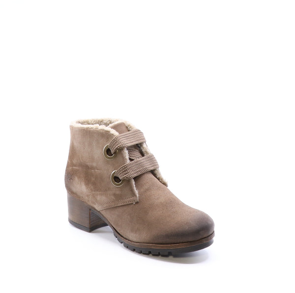 *FINAL SALE* BOS & CO MANX TAUPE SUEDE - MANXTPE
