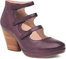 DANSKO MARLENE WINE BURNISHED - 3514880600