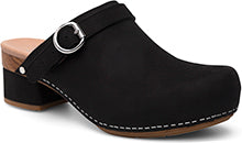 DANSKO MARTY BLACK NUBUCK  - 3623360600