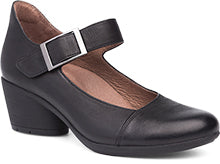 DANSKO ROXANNE BURNISHED BLACK - 3811360200