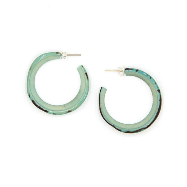 TAGUA ALICIA EARRINGS - SAGE - 1E013CELESTE