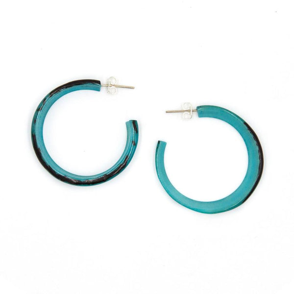 TAGUA ALICIA EARRINGS - TURQUOISE - 1E013TQ