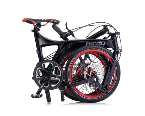 NEW BIRDY Rohloff Disc 14 Speed Glossy Black