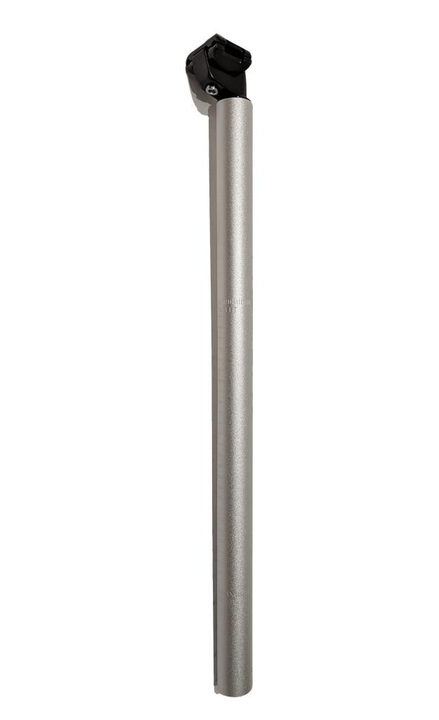 Alloy Seat Post 580mm length, 34.9mm diameter, Standard Rail Type