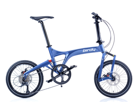 NEW BIRDY Standard 9 Speed Space Blue