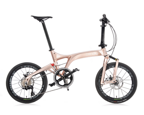 NEW BIRDY R 11 SP Rose Gold 20""