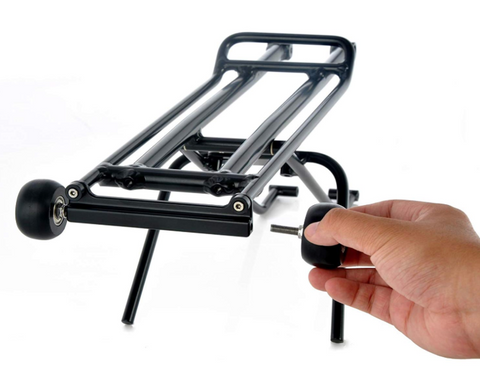 REACH R20 / T20 Rear Carrier with Trolley Wheels
