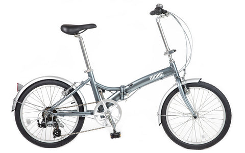 Mobic 415AS - Aluminum Alloy Portable Folding Bike