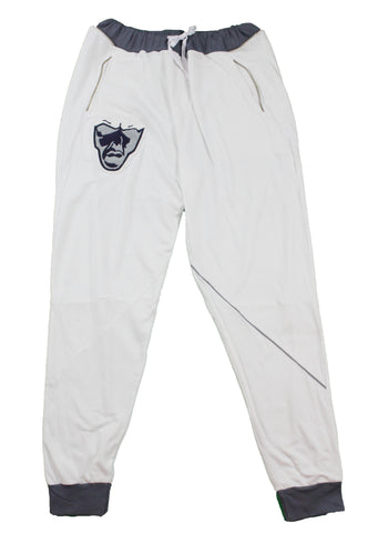 Varsity Big Face Men's Sweatsuit hoodie : White & Black