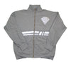 Reflective Zippered Sweatsuit