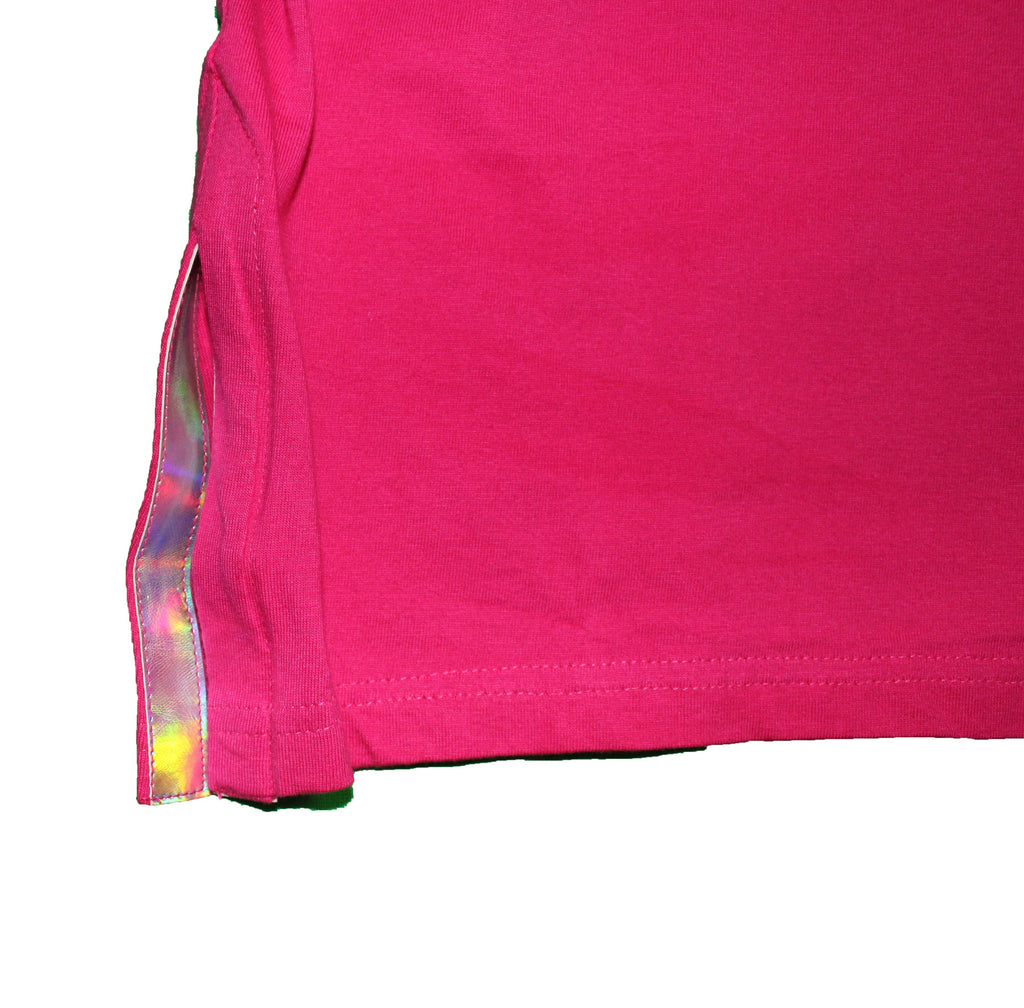 Holographic Pocket Slim Fit T
