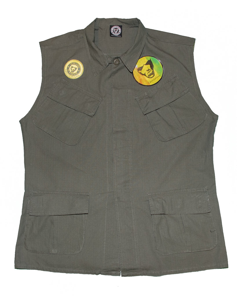 Army vest- Minneapolis St. Paul