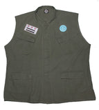 Army vest- Salt Lake City
