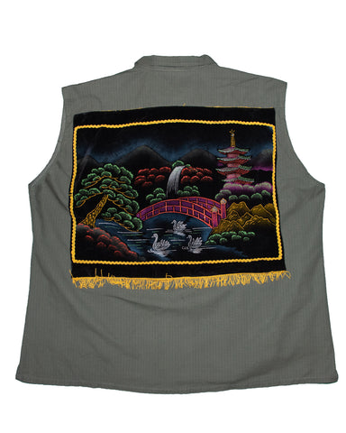 Army vest- Oregon