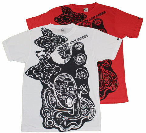 Mask vs. Mask Men's Tee