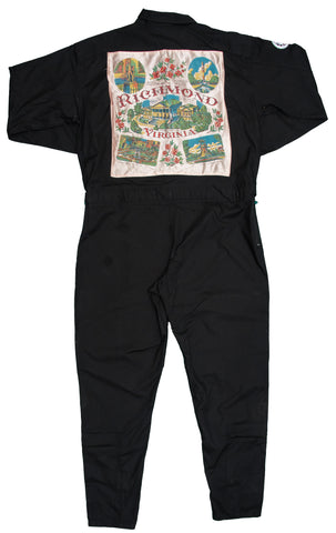 Black Flight Suit- Yellowstone