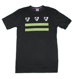 DC Big Face Flag: Mercerized Men's Tee