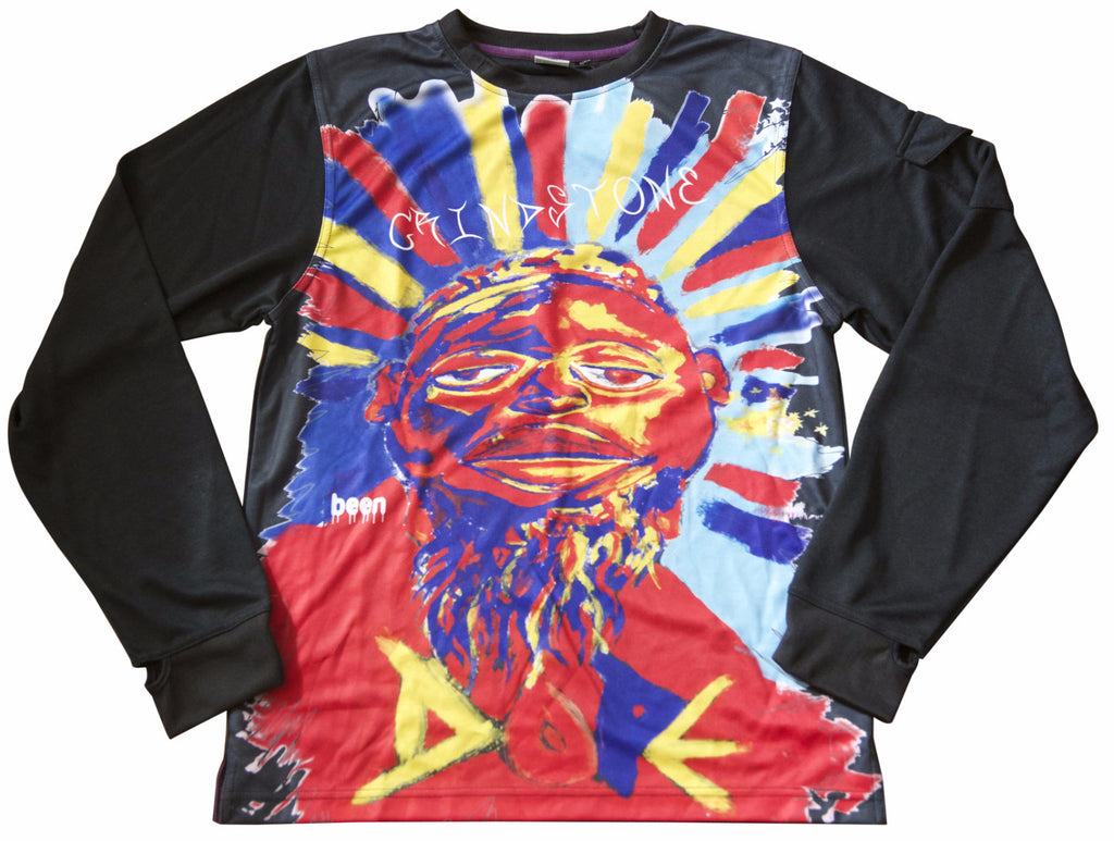 DOPE : Men's Long Sleeve Jersey
