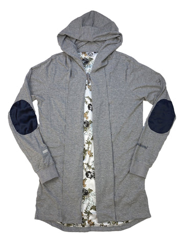 Sleeveless nylon Men's Hoodie