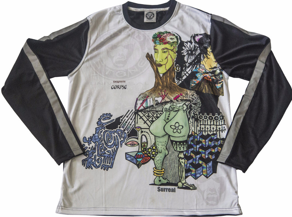 Exquisite Corpse : Long Sleeve