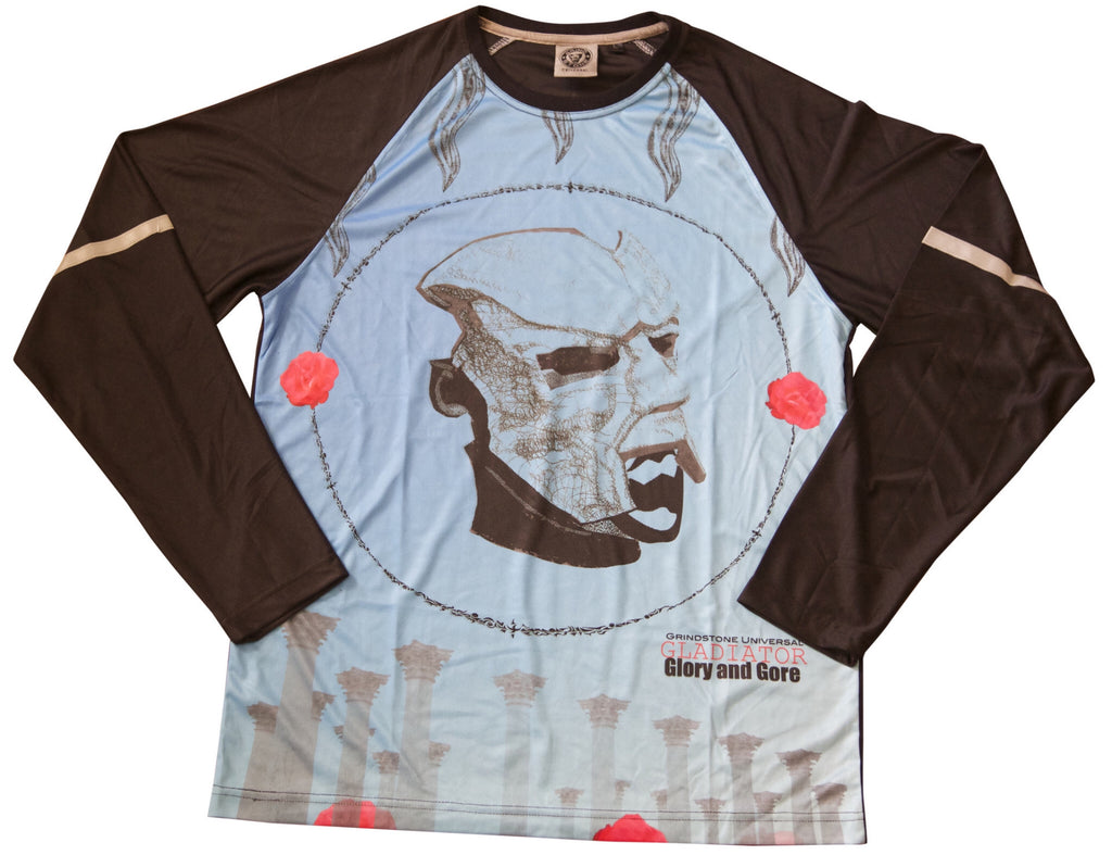 Glory and Gore : Men's Long Sleeve Jersey