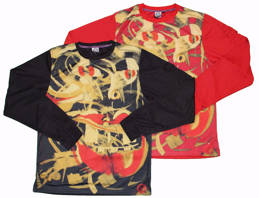 Jungle : Men's Long Sleeve Jersey