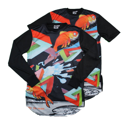 Yin & Yang : Reflective Men's Short Sleeve Jersey
