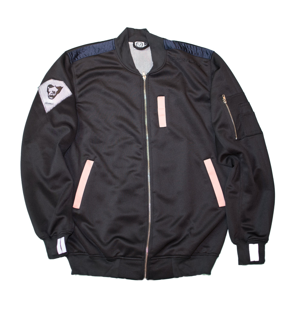 Extended Track Jacket