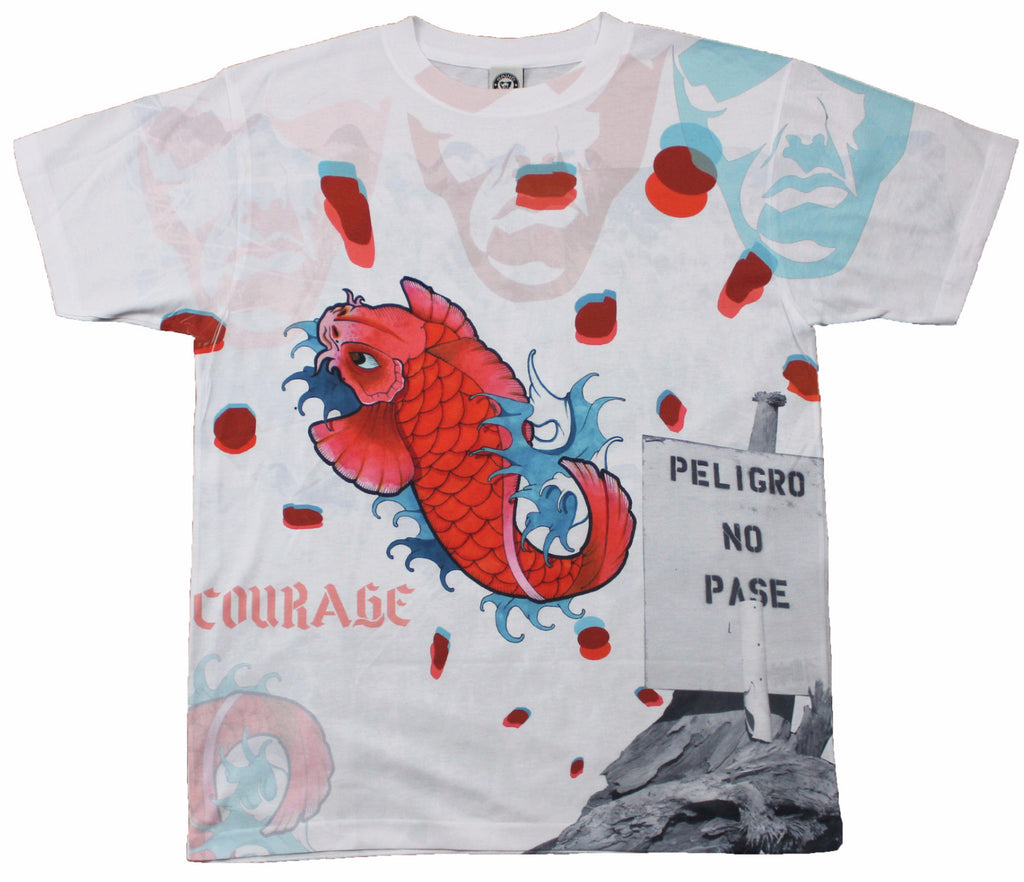 Koi Courage