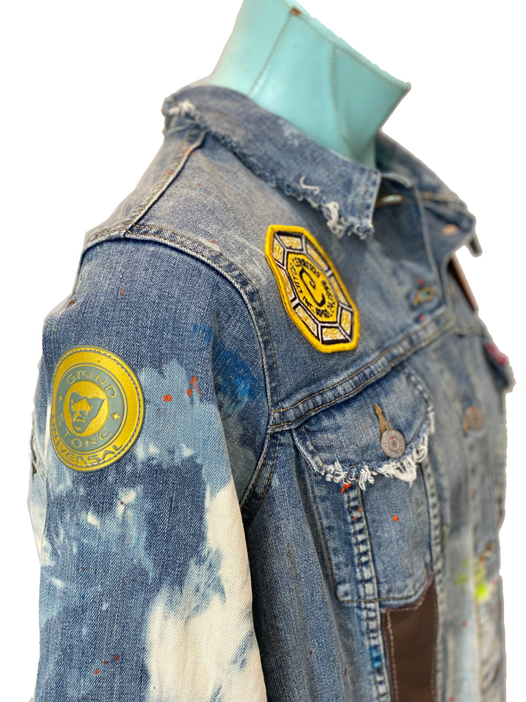 Rubble Kings Denim Jacket #58