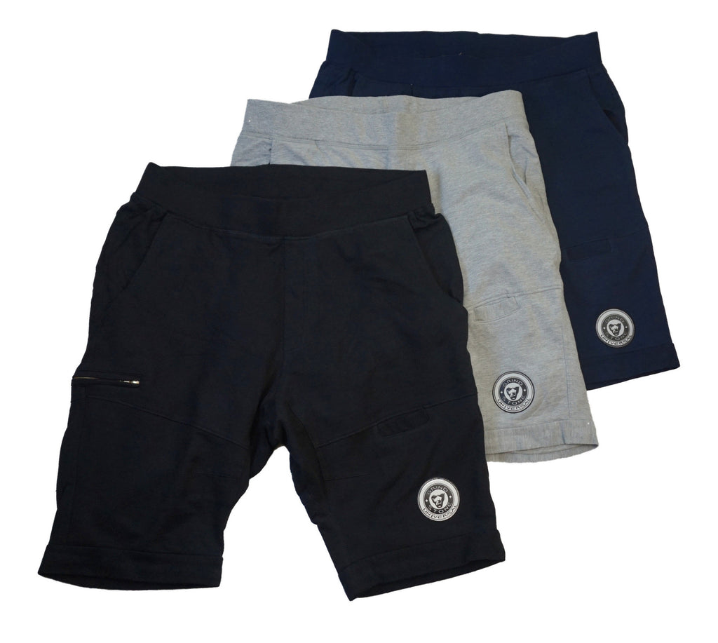 Reflective Men's Sweat Shorts