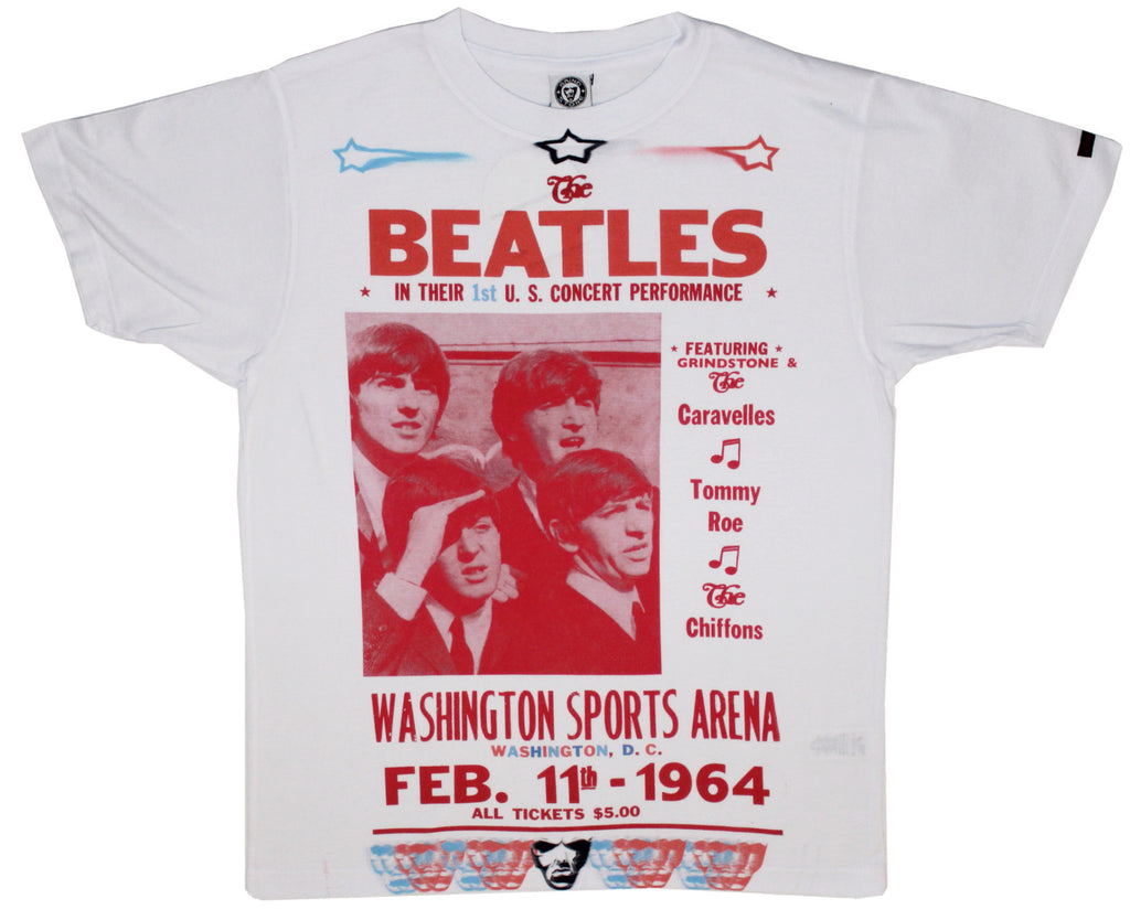 The Beatles Men's Tees