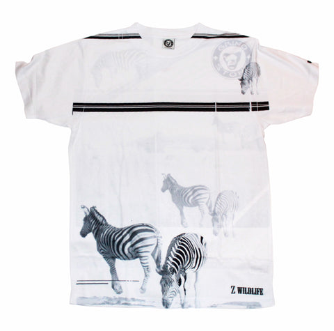 Surf and Stripes Men's Tee