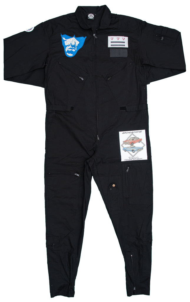 Black Flight Suit- Portland