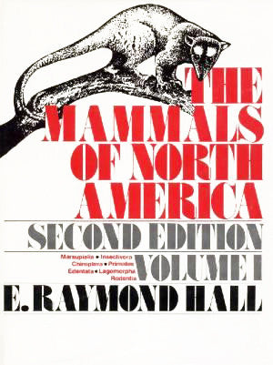 The Mammals of North America, second edition, 2 volumes, complete
