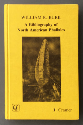 A Bibliography of North American Gasteromycetes: I. Phallales