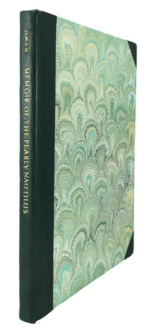 Memoir on the Pearly Nautilus (Nautilus pompilius, Linn.) with illustrations on its external form and internal structure