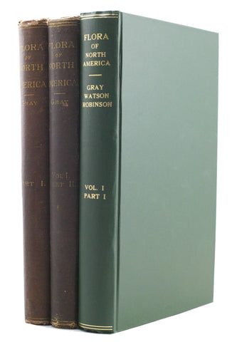 Synoptical Flora of North America, Volume 1, Part 1 and 2, Volume 2, Part 1