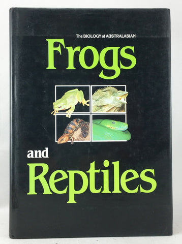 The Biology of Australasian Frogs and Reptiles