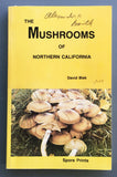 The Mushrooms of Northern California
