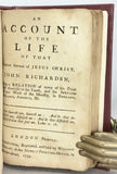 An Account of the Lives, Travels, and Christian Experiences in the Work of the Ministry of Samuel Bownas + An Account of the Life of that Ancient Servant of Jesus Christ ...John Richardson