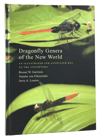 Dragonfly Genera of the New World: An Illustrated and Annotated Key to the Anisoptera