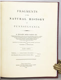 Fragments of the Natural History of Pennsylvania, Part One (all published)