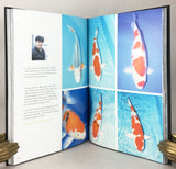 Koi 2 Kichi, Volume 1: The Path to Understanding from mistake to mystique + Volume 2: The Path to Yamakoshi - the highways and the byways, in two volumes complete, housed in the original color pictorial hard slipcase
