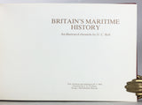 Britain's Maritime History: An Illustrated Chronicle (limited edition of 300 numbered copies)