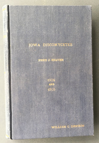 The Discomycetes of Eastern Iowa, Parts I and II